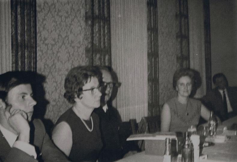 1968 - Betriebsfest